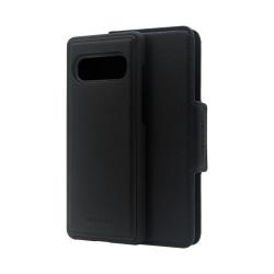 Merskal Wallet Case Galaxy S10 Plus Svart