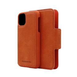 Merskal Wallet Case iPhone 11 Pro Max Orange
