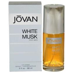 Jovan White Musk Eau de Cologne för men 88 ml