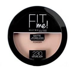Maybelline Fit Me Matte & Poreless Powder -230 Natural Buff