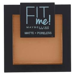 Maybelline Fit Me Matte Poreless Powder Caramel -350