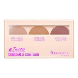Rimmel Insta Conceal & Contour Palette -020 Medium