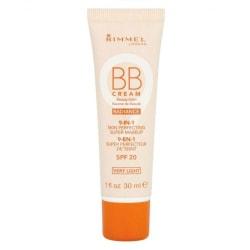 Rimmel Wake Me Up Radiance BB Cream 9-in-1 SPF20 30ml- Very Ligh