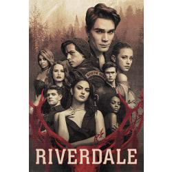 Riverdale - Let the Game Begin multifärg