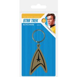 Nyckelring - Star Trek (Insignia) multifärg