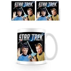 Star Trek (Kirk & Spock) - Mugg multifärg