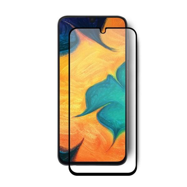 Skärmskydd Samsung Galaxy A30, härdat glas, hög kvalitet.
