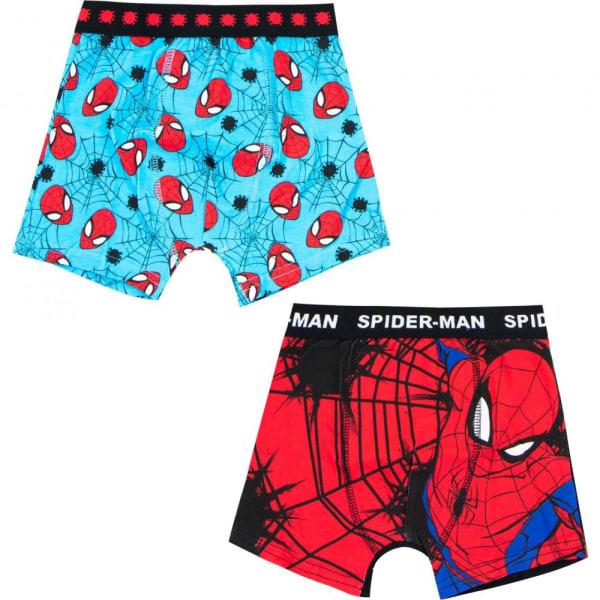 2-pack Boxerkalsonger Spider-Man  MultiColor 2/3 år 92-98 cm,
