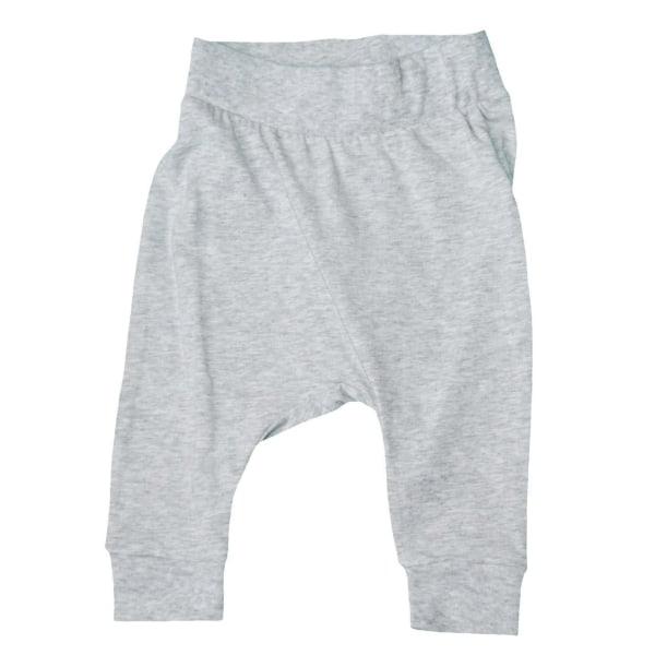 Basic byxa grå Walking Grey 56