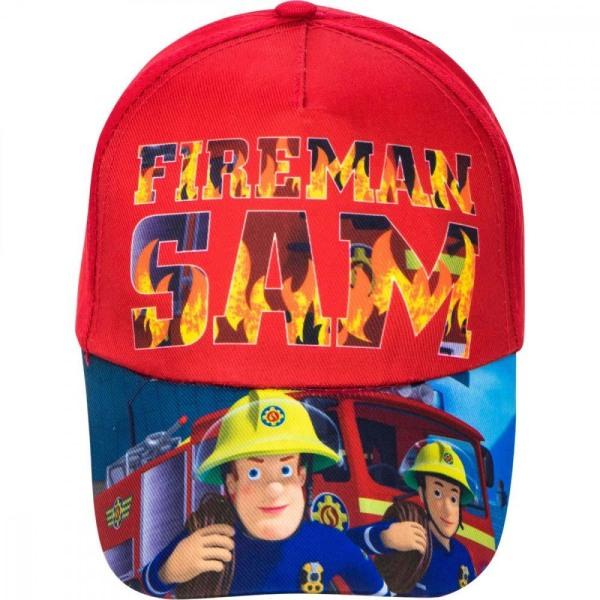 Brandman Sam keps, Röd Red 52