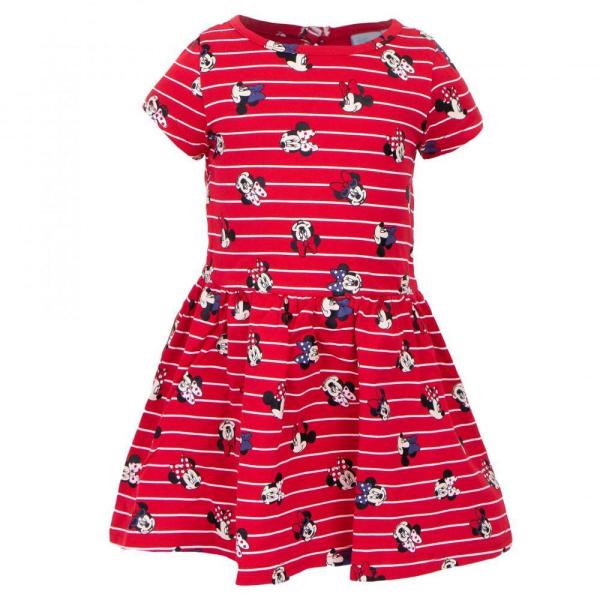 Mimmi baby klänning Red 12 mån 74 cm Röd