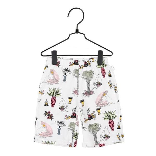 Mumin Pärla-shorts pyjamas, Martinex White 122/128
