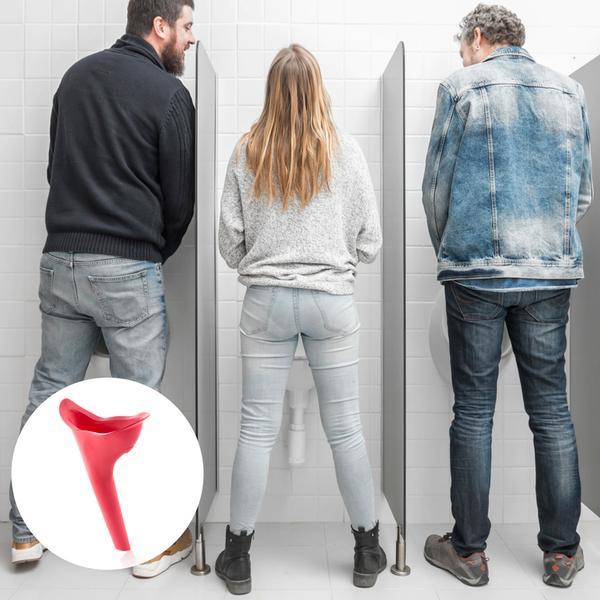 Bærbar urin til kvinder - Urintragt urintragt