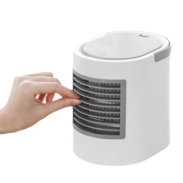 Kompakt Luftkylare -  Mini Air Cooler - Desk Fläkt