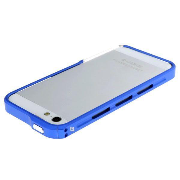 ALLOY M1 (Blå) iPhone 5 Aluminiumbumper