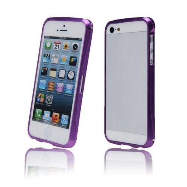 AluCurve (Lila) iPhone 5 Aluminiumbumper