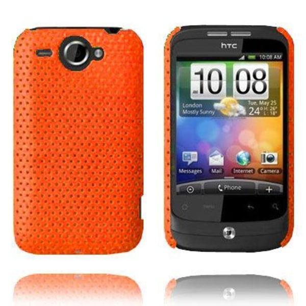 Atomic (Orange) HTC Wildfire G8 Skal