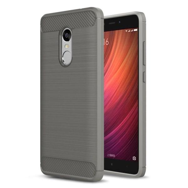 Bremer Xiaomi Redmi Note 4 Plastskal - Grå