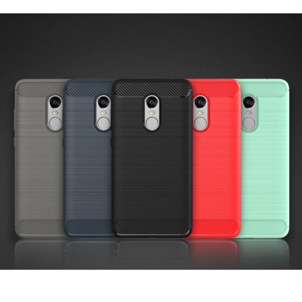 Bremer Xiaomi Redmi Note 4 Plastskal - Mörkblå