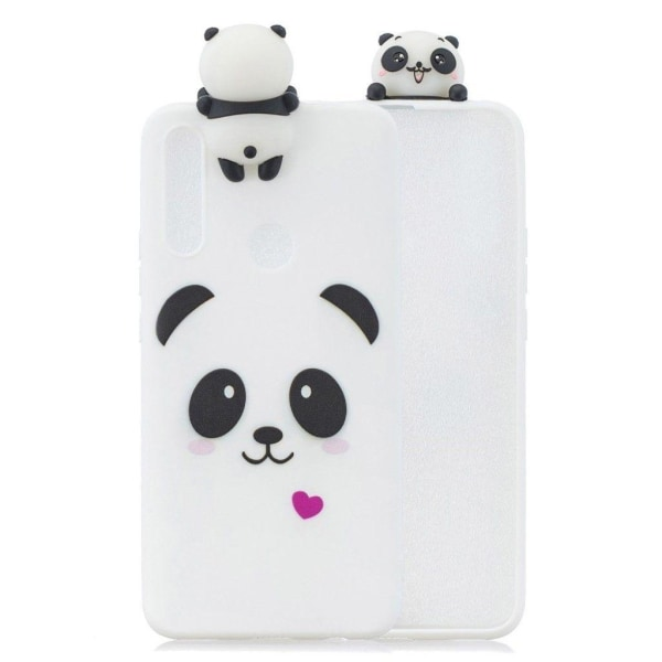 Cute 3D Honor 9X / 9X Pro case - Panda with Heart