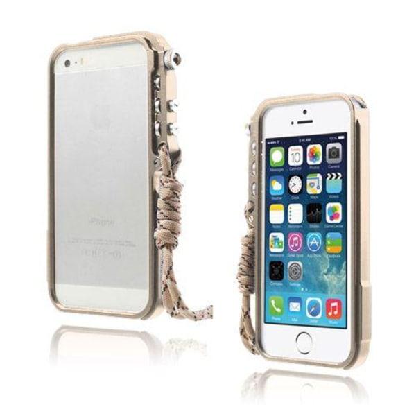Dimension (Guld) iPhone 5/5S Aluminium Bumper