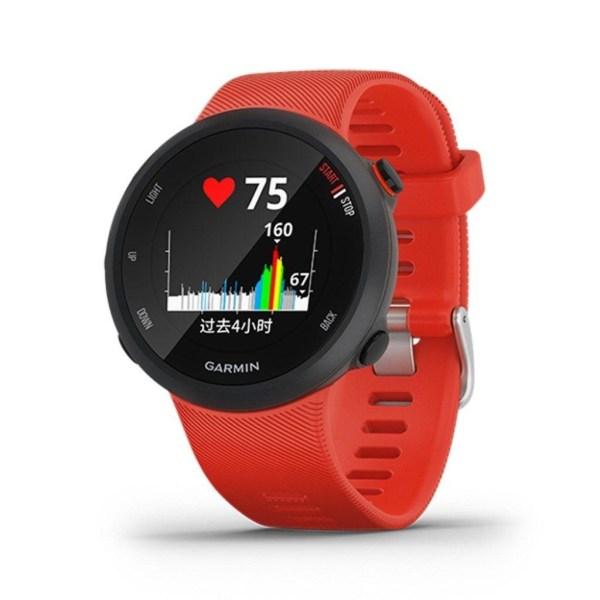 Garmin Forerunner 45 silicone watch band - Red