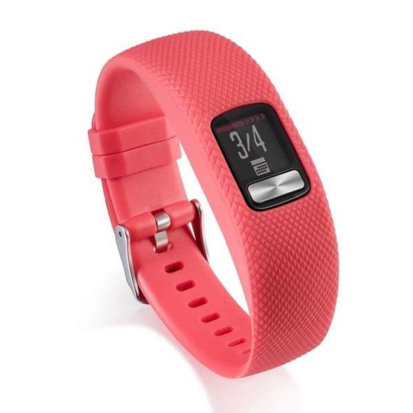 Garmin VivoFit 4 klockarmband flexibel TPE och TPU material