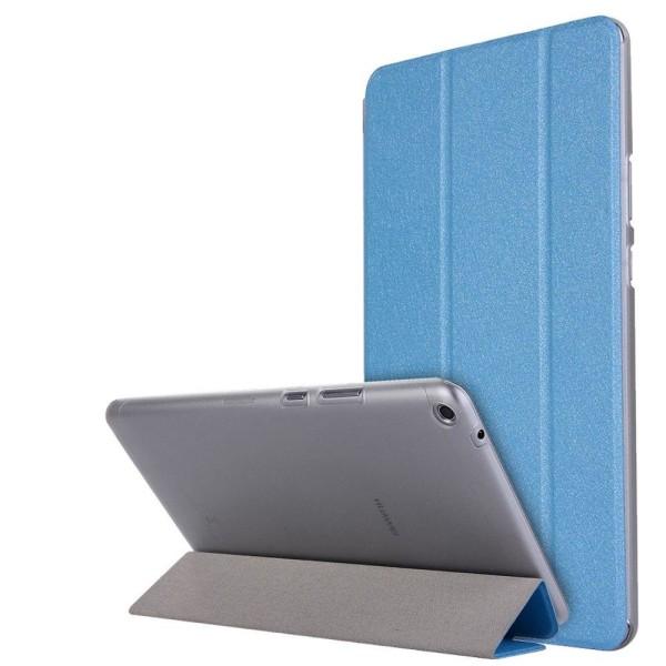 Huawei MediaPad T3 8.0 Enfärgat läder fodral - Blå