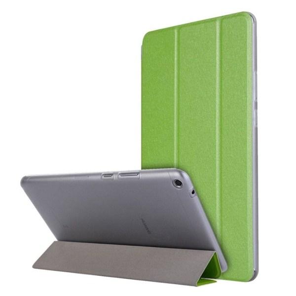 Huawei MediaPad T3 8.0 Enfärgat läder fodral - Grön