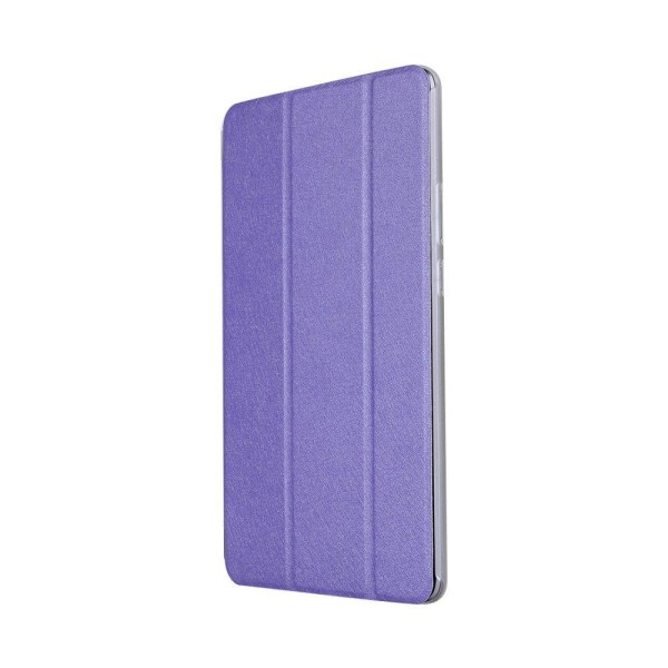 Huawei MediaPad T3 8.0 Enfärgat läder fodral - Lila