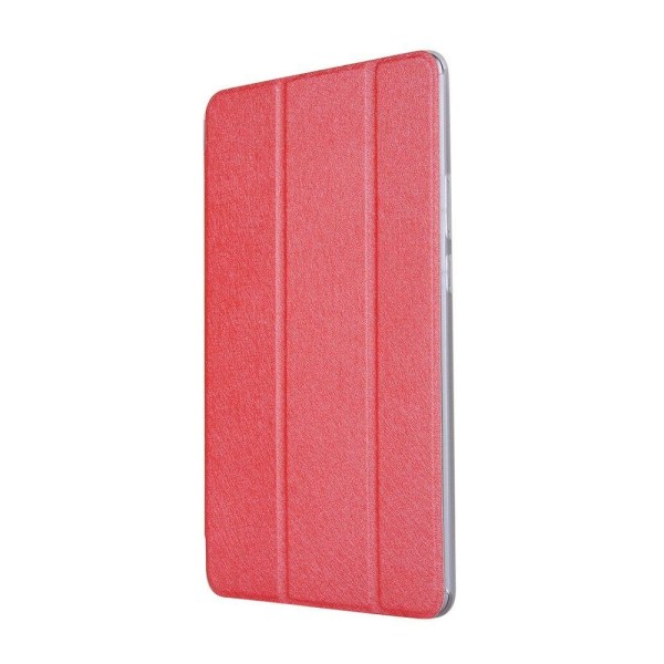 Huawei MediaPad T3 8.0 Enfärgat läder fodral - Röd