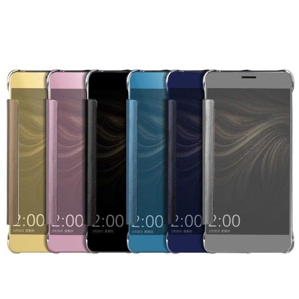 Huawei P10 Lite Skal i miljövänligt material - Svart