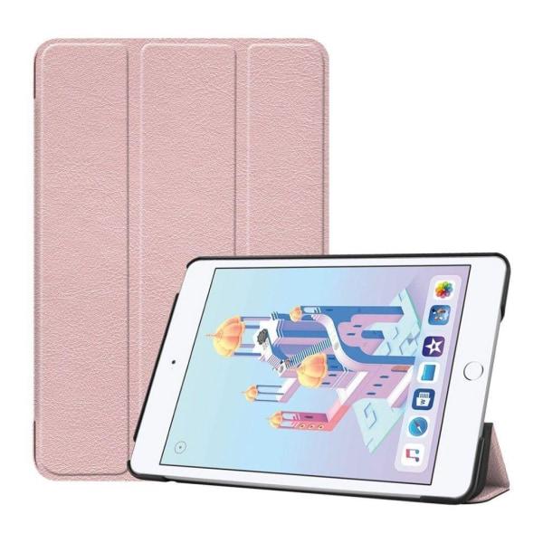 iPad Mini (2019) Treviks läderfodral - Rosa