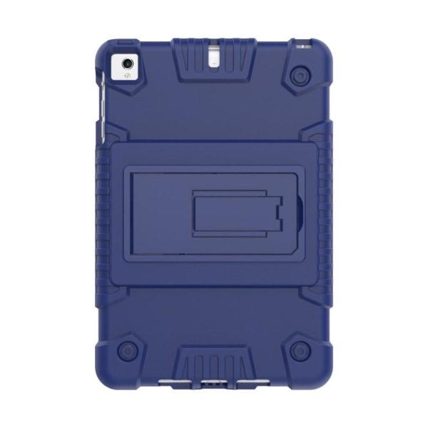 iPad mini 4-3-2-1 skyddshölje silikon plast - Blå