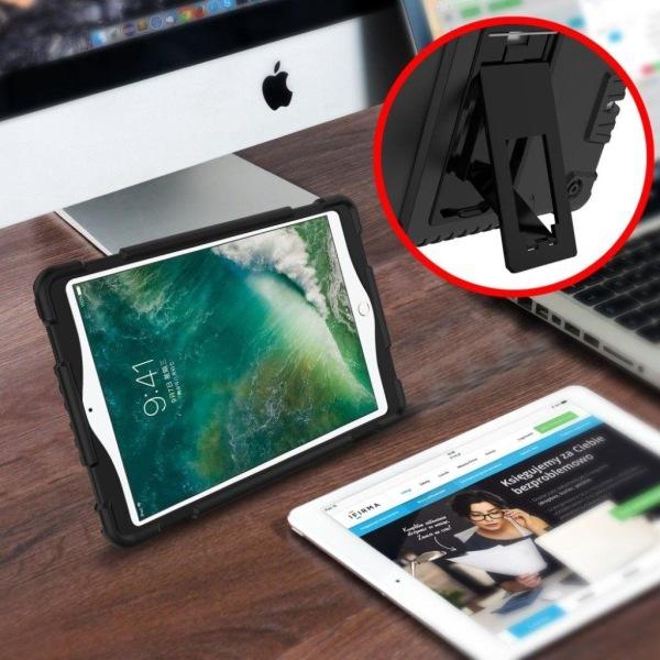 iPad mini 4-3-2-1 skyddshölje silikon plast - Svart