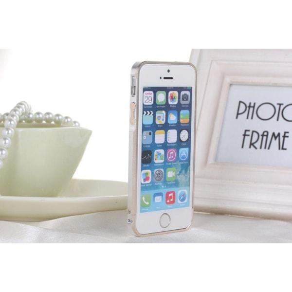 KLX (Silver/Champagne) iPhone 5/5S Aluminium Bumper