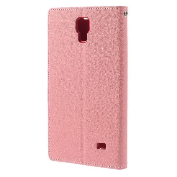 Mercury (Rosa) Samsung Galaxy Mega 2 Fodral