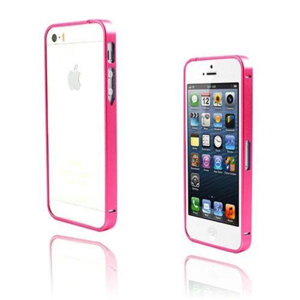 Metallix (Knallrosa) iPhone 5 / 5S Metall-Bumper