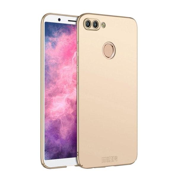 MOFI Huawei P Smart- Enjoy 7S mobilskal plast frostad - Guld