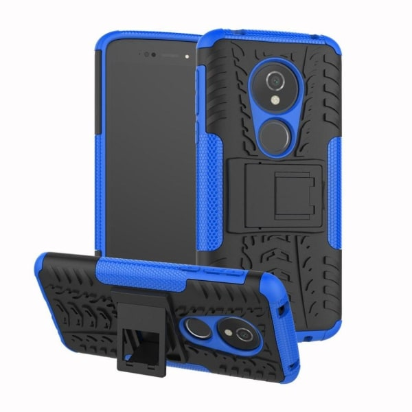 Motorola Moto E5 / G6 Play mobilskal hårdplast och TPU mater