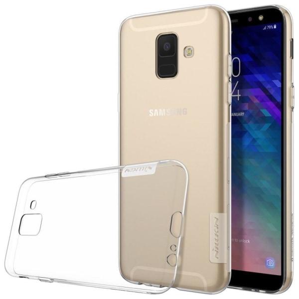 NILLKIN Samsung Galaxy A6 (2018) mobilskal silikon skydd tra
