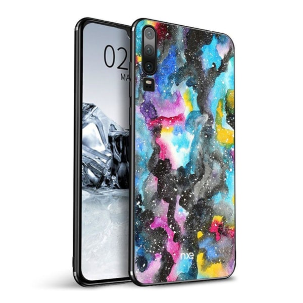 NXE Huawei P30 Mönster fodral - Style A