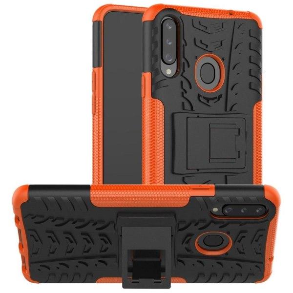 Offroad case - Samsung Galaxy A20s - Orange