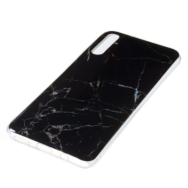 Samsung Galaxy A70 simple marble pattern case - Style D