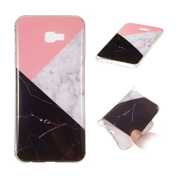 Samsung Galaxy J4 Plus (2018) marble pattern case - Style Q