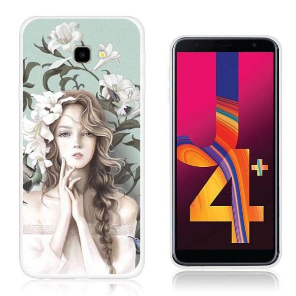 Samsung Galaxy J4 Plus (2018) pattern printing case - Pretty