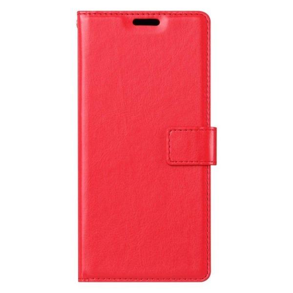 Samsung Galaxy Note9 mobilfodral syntetläder silikonmaterial