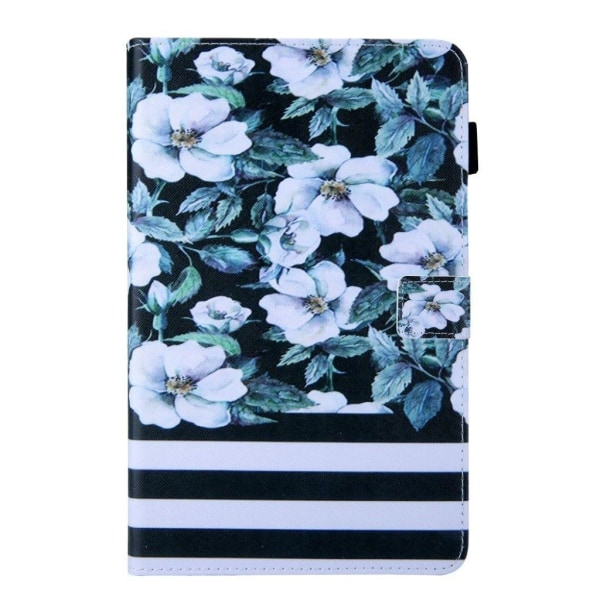 Samsung Galaxy Tab A 10.1 (2019) pattern multi-angle leather