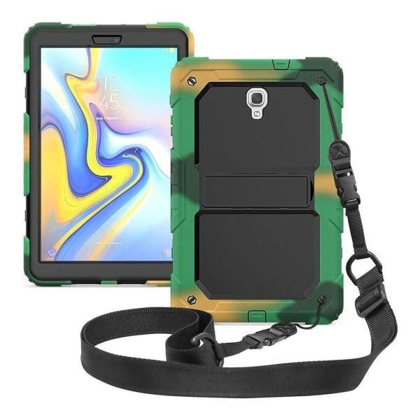 Samsung Galaxy Tab A 10.5 hybrid tablett skydd av plas med s