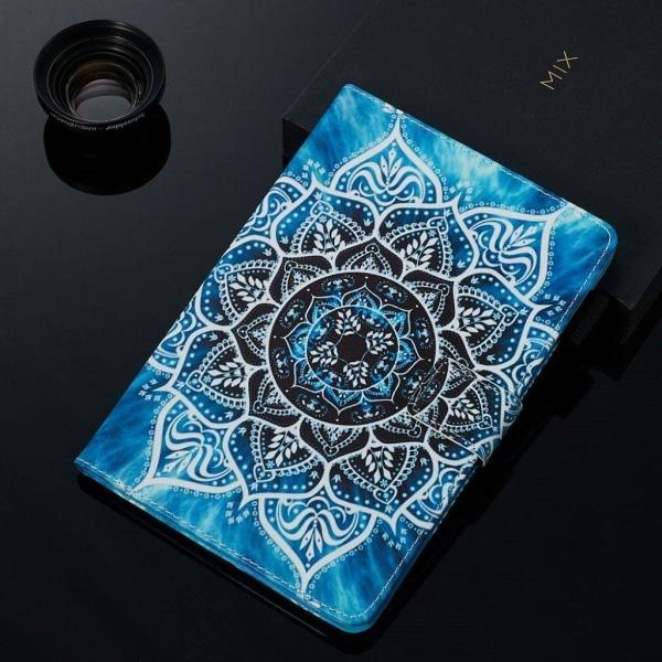 Samsung Galaxy Tab S5e stylish pattern leather flip case - M
